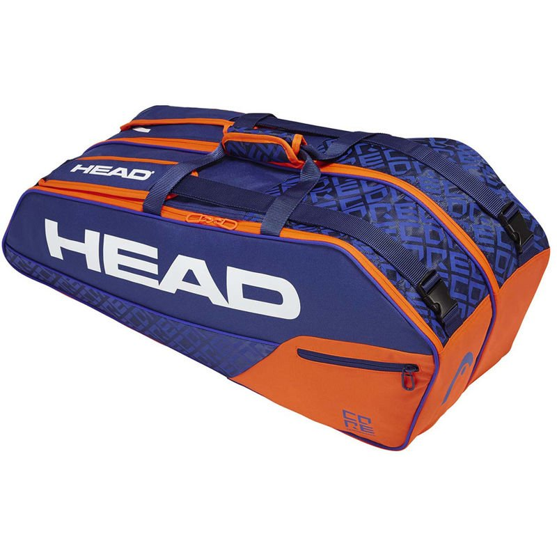 Torba Head Core 6R Combi Blue Orange